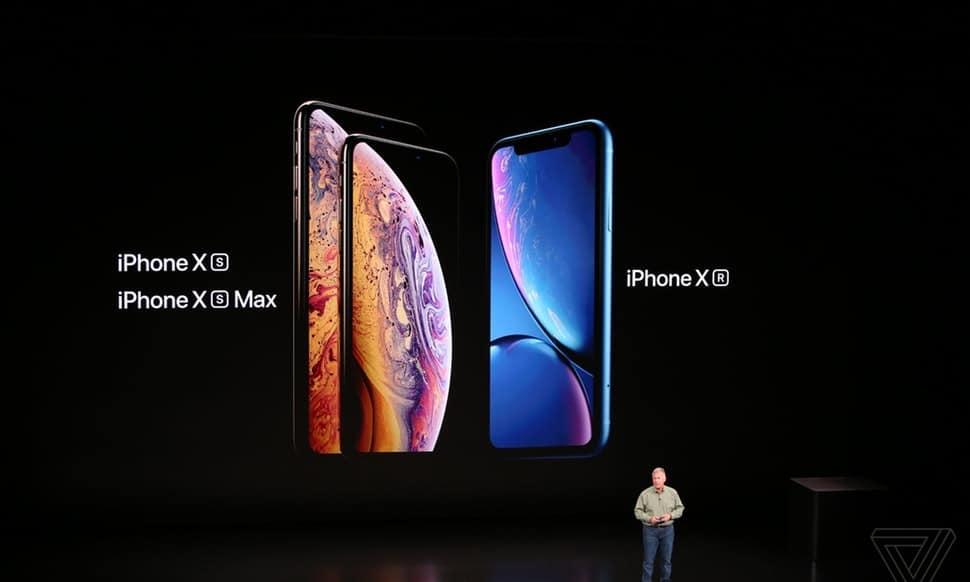 Apple's 3 New iPhones
