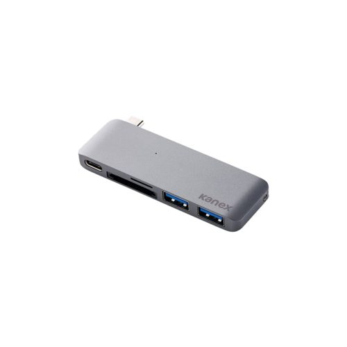 KANEX iAdapt 5in1 USB-C Hub to Dual USB3 Adapter